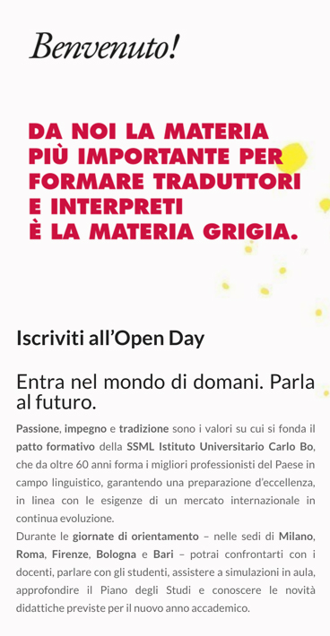 Carlo Bo - Sottomarini Digital Campagna