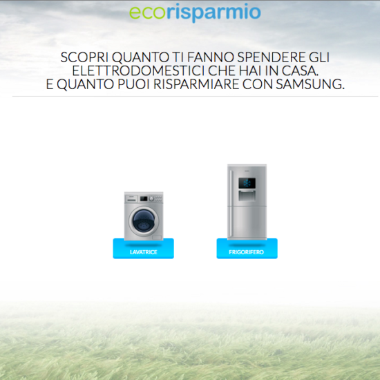 Samsung Eco Risparmio - Sottomarini/Greensense